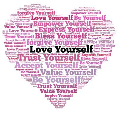 hou van jezelf